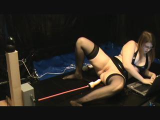 Webcam-fickmaschinenfick