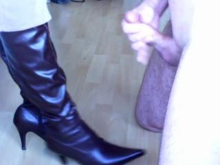 Neue Stiefel eingeweiht