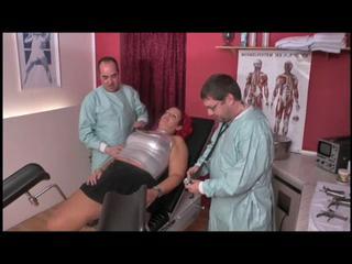 Geile Untersuchung beim Frauenarzt